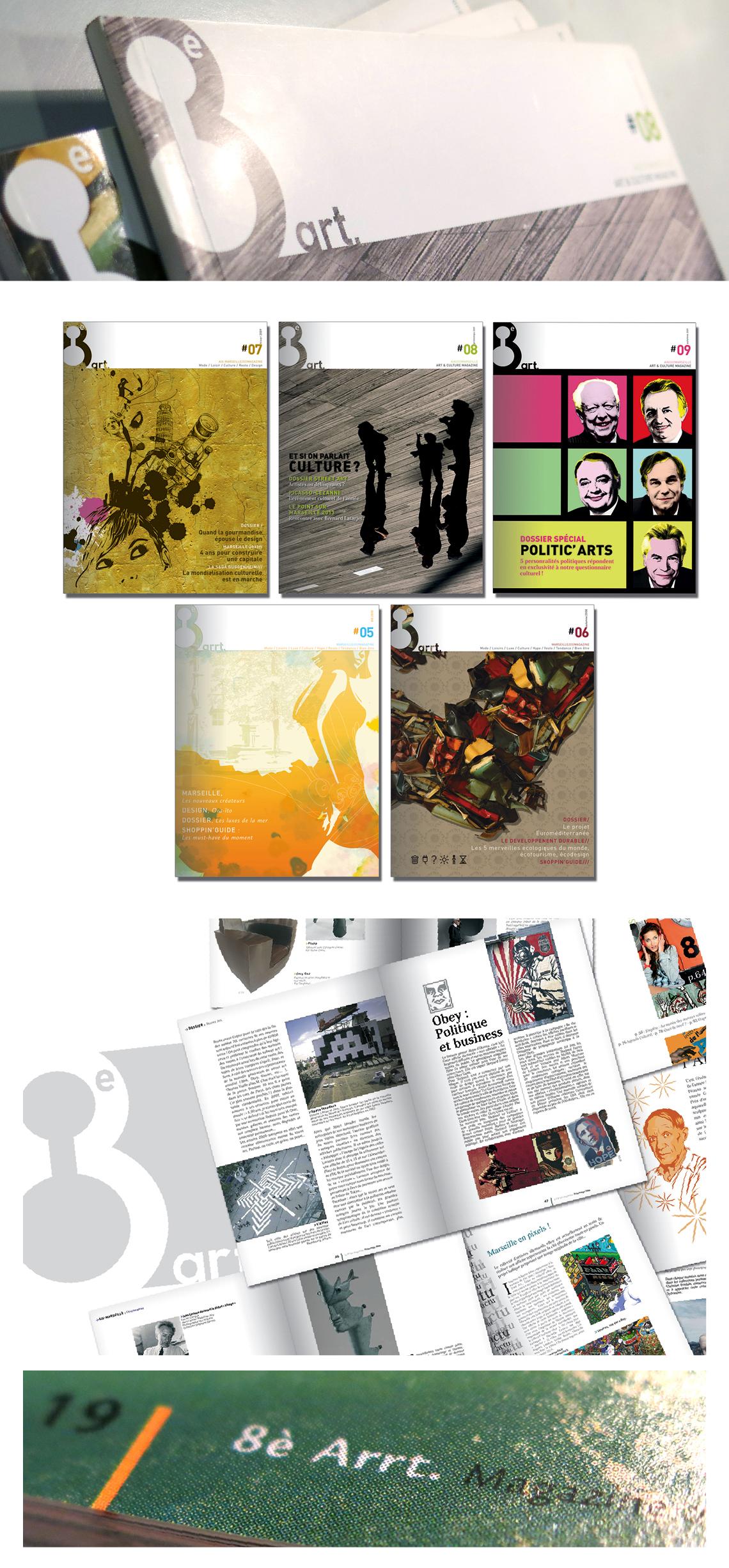 Le 8eme Art magazine